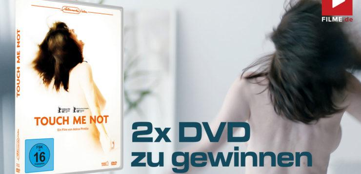 2x DVD Touch me not | Alamode Film