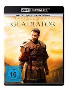 Gladiator 4K News Cover