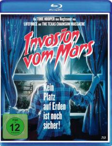 Invasion vom Mars Review Cover
