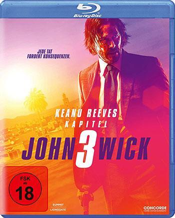 John Wick Kapitel 3 Blu-ray Coer