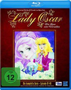 Lady Oscar Review Cover Neu