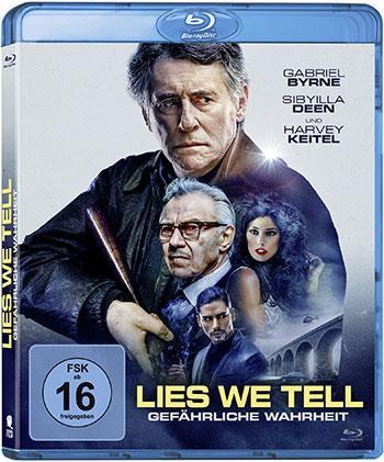Lies We Tell - Gefährliche Wahrheit Blu-ray Cover