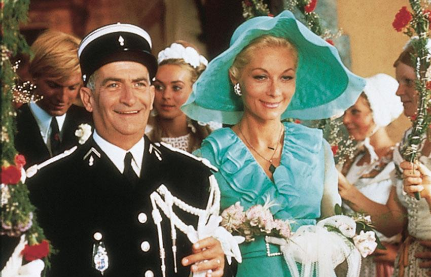 Louis De Funes – Gendarmen Blu-ray Box Review