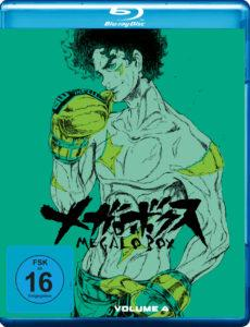 Megalobox S4 News Cover