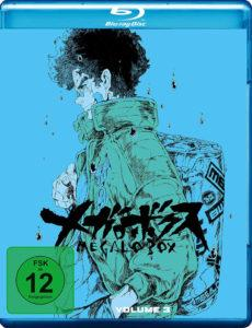 Megalobox Vol3 News Cover
