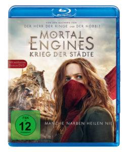 Mortal Engines Review 2D Cover