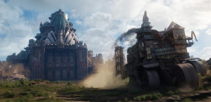 Mortal Engines: Krieg der Städte – Blu-ray Review | Universal Pictures