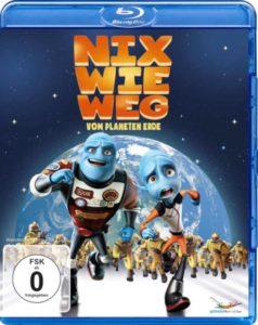 Nix wie weg Review Cover