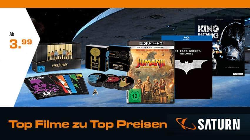 Saturn.de Deal Top Preise zu Top-Preisen Artikelbild