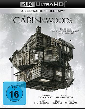 The Cabin in the Wood 4k UHD Review Cover