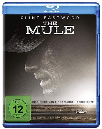The MUle Blu-ray Cover
