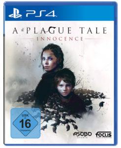 A Plague Tale Innocence PS4 Review Cover
