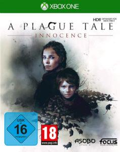 A Plague Tale Innocence xboxone Review Cover
