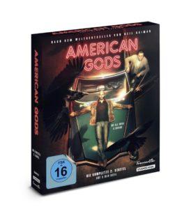 AmericanGods2 BD News Cover