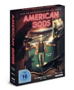 AmericanGods2 DVD News Cover