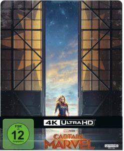 Captain Marvel 4K Limited Edition