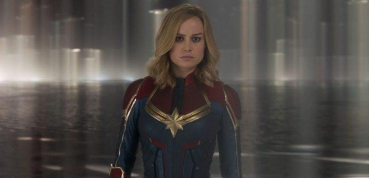 Captain Marvel Film 2019
