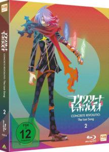 Concrete Revolutio Staffel 2 Ep 7-11-cover