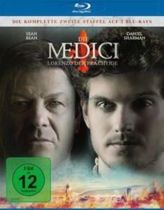 Die medici Lorenzo der Praechtige S2 BD Review Cover