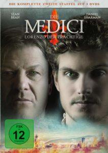 Die medici Lorenzo der Praechtige S2 DVD Review Cover