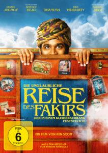 Fakir Review DVD Cover
