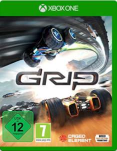GRIP Combat Racing Xbox Review Cover
