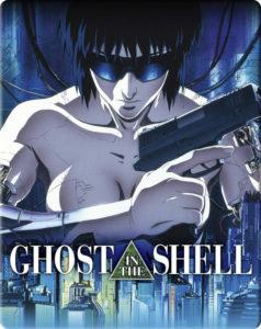 Ghost in the Shell (1995) Cover