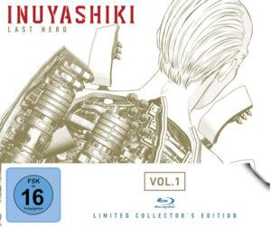 Inuyashiki Last Hero Vol_1 Review Cover