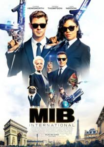 MIB International News Cover