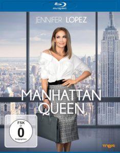 Manhattan Queen Review BD Cover