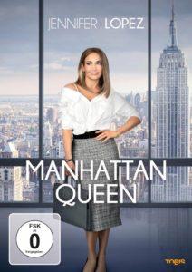 Manhattan Queen Review DVD Cover