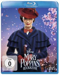Mary Poppins Rückkehr Review Cover