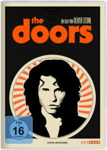 The Doors DVD News Cover