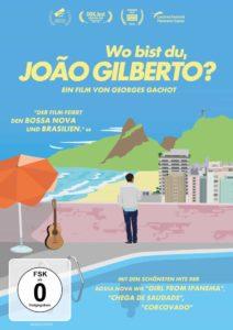 WoBistDuJoaoGilberto News DVD Cover