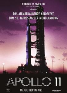 Apollo 11 News Plakat