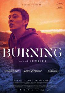 Burning Kinonews Plakat
