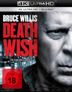 Death Wish Review 4K Cover