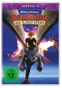 Dragons zu neuen Ufern Staffel4 News Cover