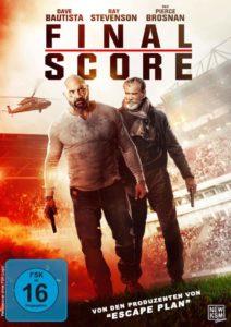 Final Score DVD News Cover