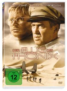 Flug Phoenix Review DVD Cover