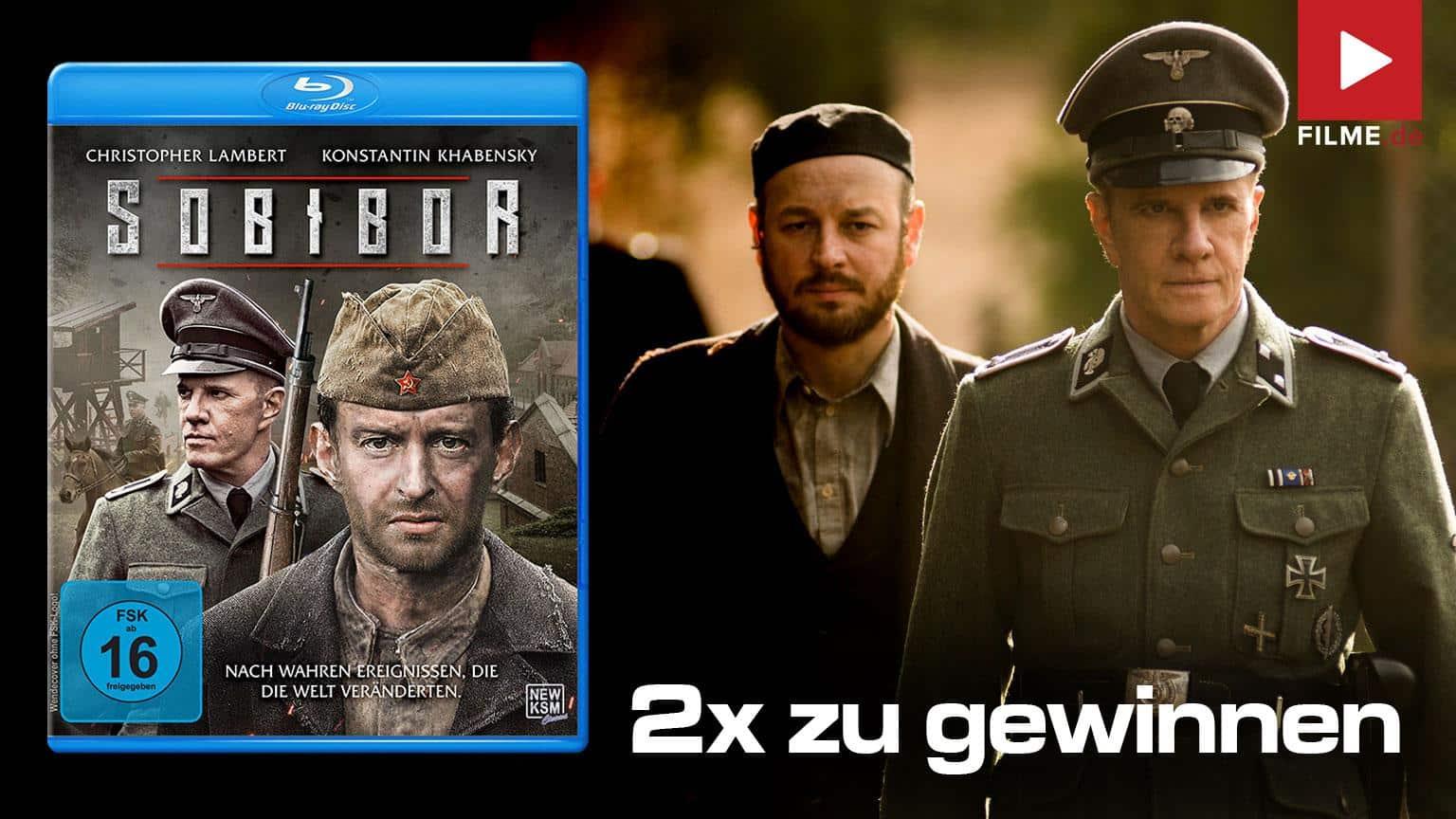 Sobibor Gewinnspiel Blu-ray Artikelbild