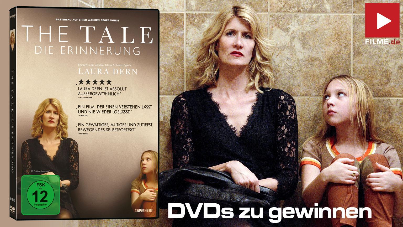 The Tale - Die Erinnerung Gewinnspiel Artikelbild