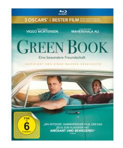 Green Book News Cover