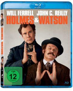 Holmes und Watson News Cover