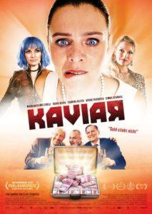 Kaviar News Plakat