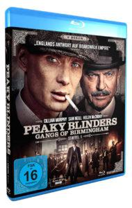 Peaky Blinders Staffel 1 Review Cover