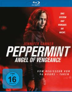 Peppermint Review Cover