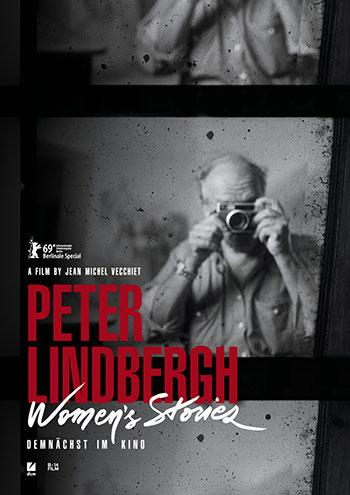 Peter Lindbergh - Women's Stories Kino Plakat