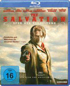 Salvation Review Cover