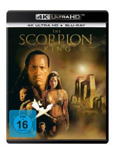 Scorpion King 4K News Cover